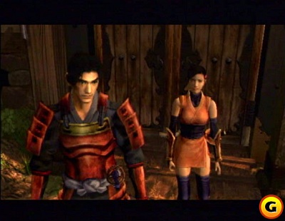 Screen Onimusha: Warlords