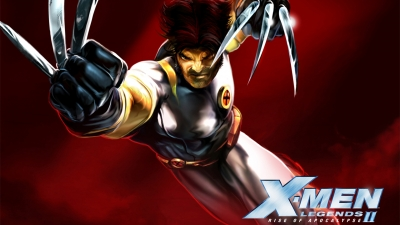 Artwork ke hře X-Men Legends II: Rise of Apocalypse
