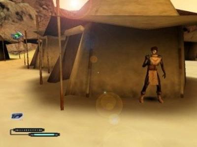 Screen ze hry Frank Herbert´s Dune