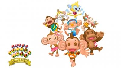 Artwork ke hře Super Monkey Ball Deluxe