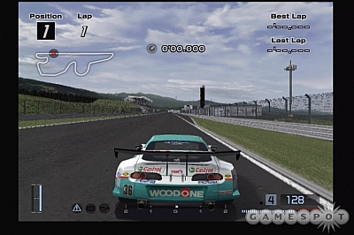 Screen ze hry Gran Turismo 4