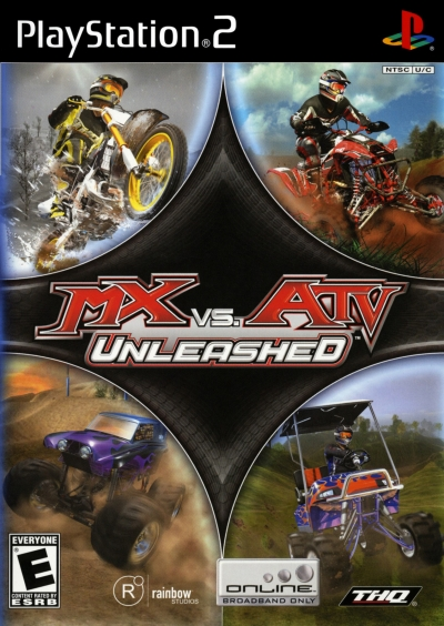 Obal hry MX vs. ATV Unleashed