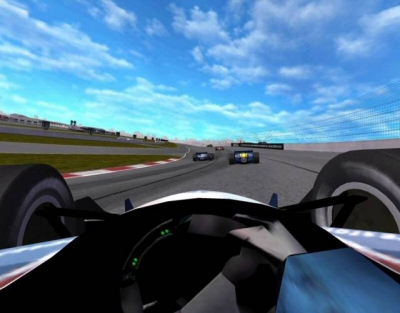 Screen ze hry IndyCar Series
