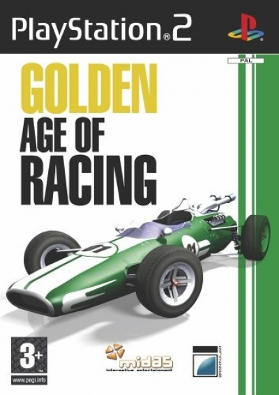 Artwork ke hře Golden Age of Racing