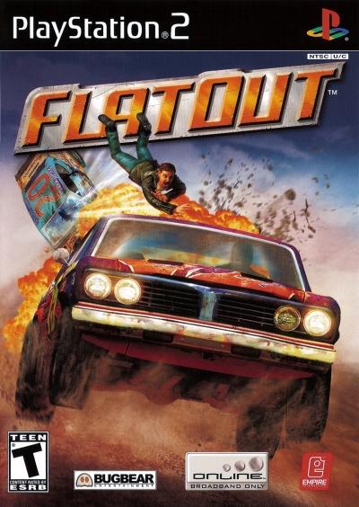 Obal hry FlatOut