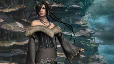 Artwork ke hře Final Fantasy X