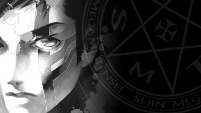 Artwork ke hře Shin Megami Tensei: Nocturne