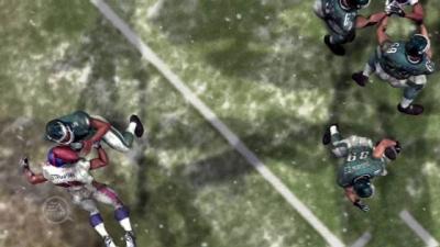 Screen ze hry Madden NFL 06