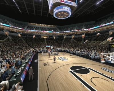 Screen ze hry NBA Live 06