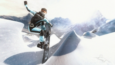 Artwork ke hře SSX