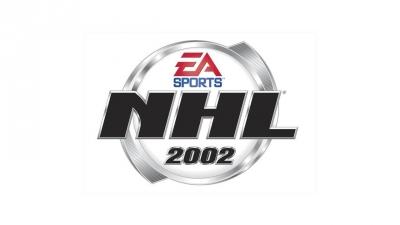 Artwork ke hře NHL 2002