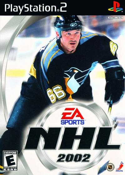Obal hry NHL 2002