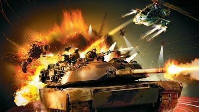 Artwork ke hře Battlefield 2: Modern Combat