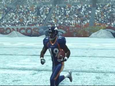Screen ze hry Madden NFL 09