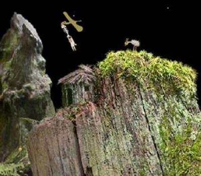 Screen ze hry Samorost