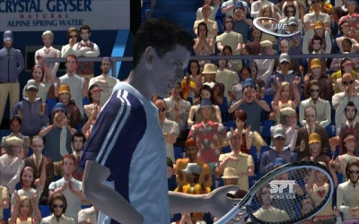 Screen ze hry Virtua Tennis 3