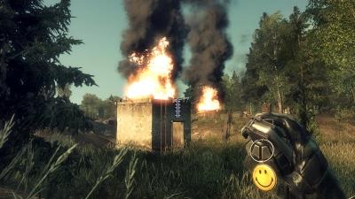 Screen ze hry Battlefield: Bad Company