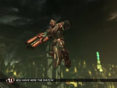 Screen ze hry Unreal Tournament III
