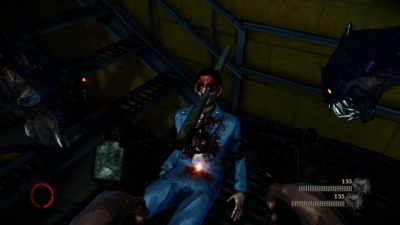 Screen ze hry The Darkness 2