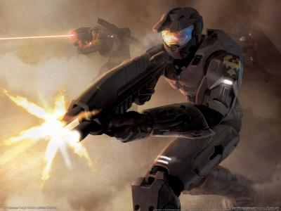 Screen ze hry Halo 3