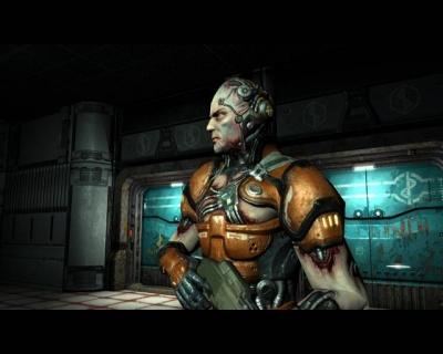Screen ze hry Quake 4
