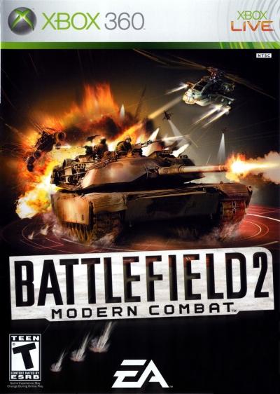 Obal hry Battlefield 2: Modern Combat