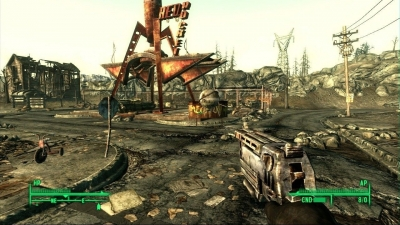 Screen ze hry Fallout 3