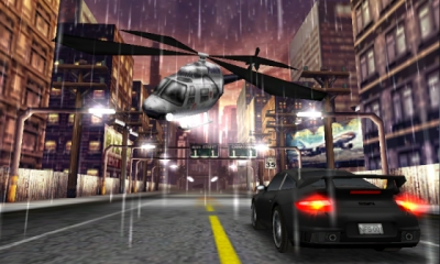 Screen ze hry Need for Speed: Undercover