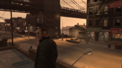 Screen ze hry Grand Theft Auto IV