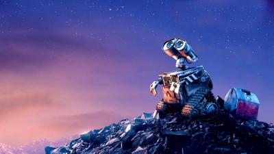 Artwork ke hře WALL-E