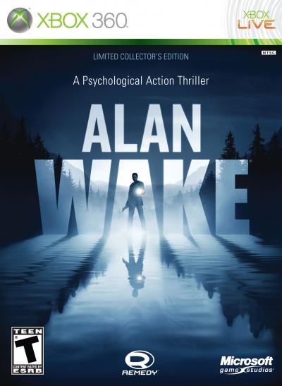 Obal hry Alan Wake