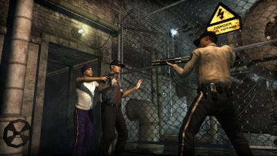 Screen ze hry Saints Row 2