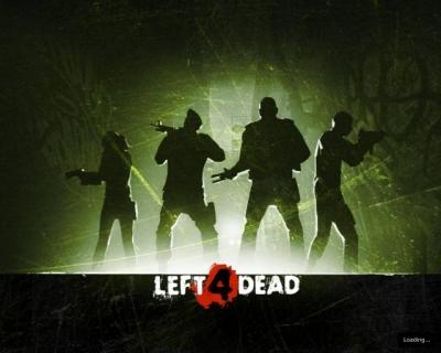 Screen ze hry Left 4 Dead