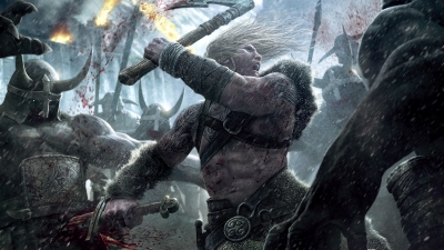Artwork ke hře Viking: Battle for Asgard
