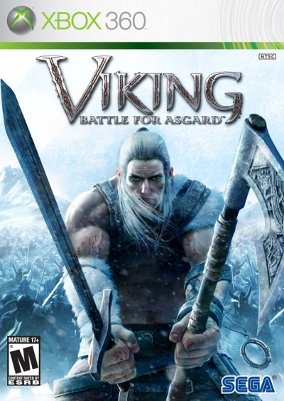 Obal hry Viking: Battle for Asgard