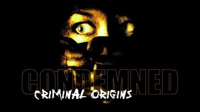 Artwork ke hře Condemned: Criminal Origins