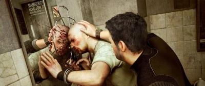 Artwork ke hře Tom Clancy´s Splinter Cell: Conviction
