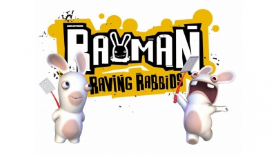 Artwork ke hře Rayman Raving Rabbids