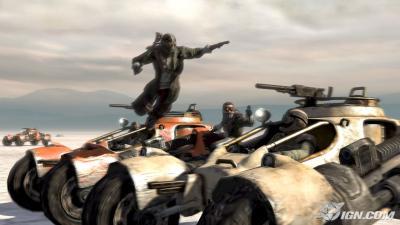 Screen ze hry Borderlands