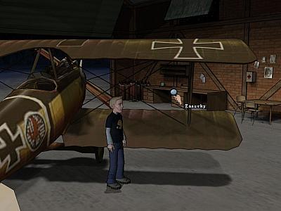 Screen ze hry Polda 5