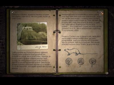 Screen ze hry Nibiru: Posel bohů
