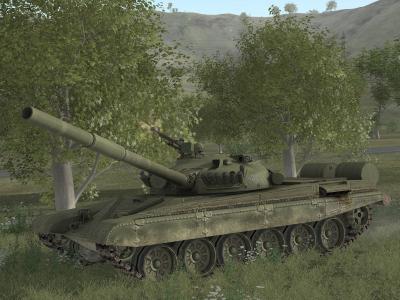 Screen ze hry ARMA: Armed Assault