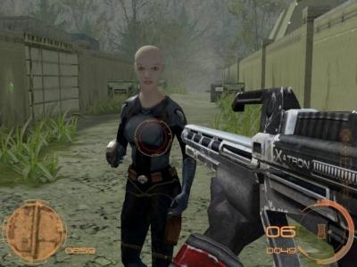Screen ze hry Chrome: Specforce