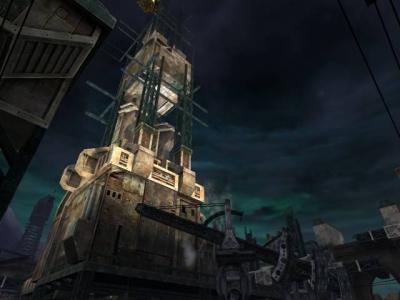 Screen ze hry Requiem: Bloodymare