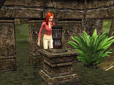 Screen ze hry The Sims: Životní Příběhy