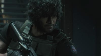 Artwork ke hře Resident Evil 3