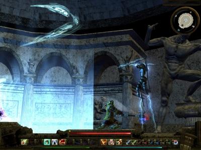 Screen ze hry Loki