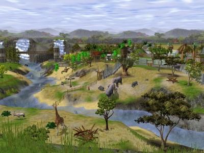 Screen ze hry Wildlife Park 2