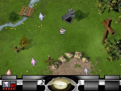 Screen ze hry Bulánci