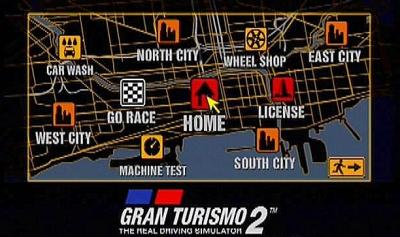 Screen ze hry Gran Turismo 2